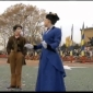 Catherine Walker as Mary Poppins - Philadelphia Thanksgiving Day Parade